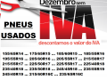 pneus semi novos - oferta do iva foto mini 0