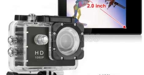 sj5000 12mp ultra hd 1080p waterproof action camcorder sports dv foto 1