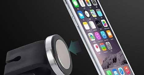 suporte magnético para telemóvel novos foto 1