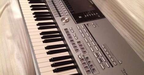 venda: yamaha tyros 5, teclados korg, pioneer cdj, teclados roland foto 2