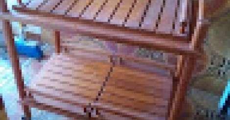 mesa em madeira foto 0