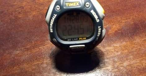 relógio timex ironman foto 0