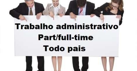 trabalho de secretariado e administrativo  (m/f) foto 0