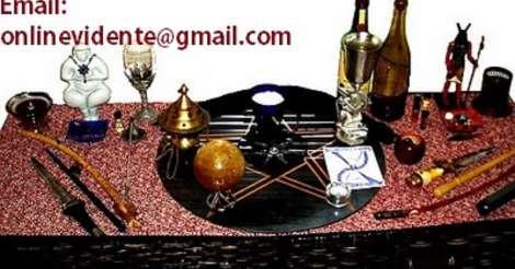 desfaz bruxedos, abre caminhos, dá ânimo para viver, magias e rituais foto 1
